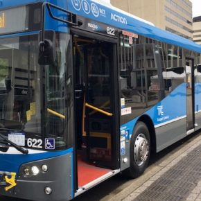 Новое расписание движения автобусов в Канберре